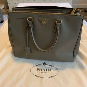 Prada large galleria bag
